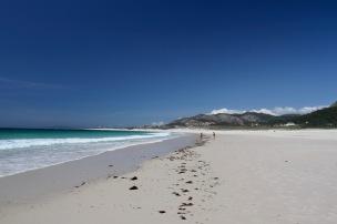 Praia do Ancoradoiro, Galicia