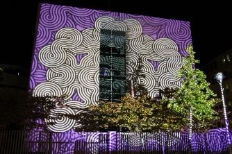Embassy of South Korea, Berlin Festival of Lights, Germany