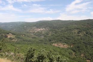 Sierra de Francia, Castilla y Leon, Spain