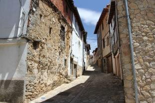 Villanueva del Conde, Sierra de Francia, Castilla y Leon, Spain