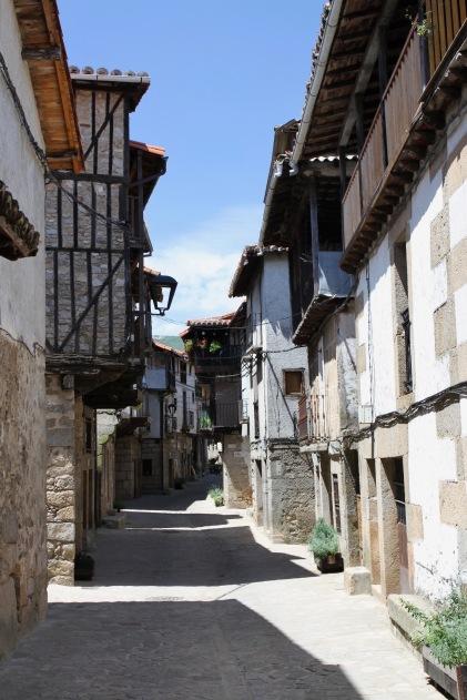 San Martín del Castañar, Sierra de Francia, Castilla y Leon, Spain
