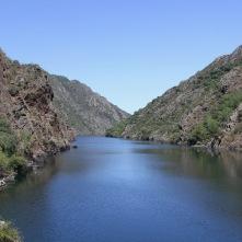 River Sil, Ribeira Sacra, Galicia, Spain