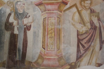Mosteiro de Santa Cristina, Ribeira Sacra, Galicia, Spain