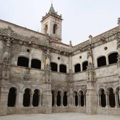 Monastery of Santo Estevo, Ribeira Sacra, Galicia, Spain