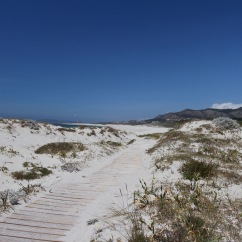 Playa de Lariño, Costa da Morte, Galicia, Spain