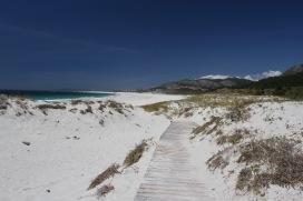 Playa de Larino, Galicia, Spain