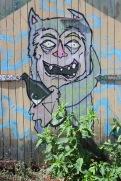 Street Art, Pontevedra, Galicia, Spain