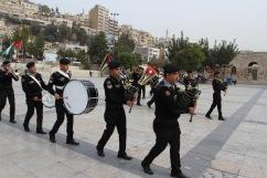 Military band, Amman, Jordan