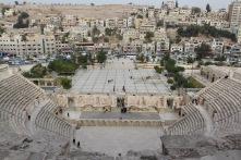 Roman Theatre, Amman, Jordan