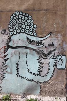 Street Art, Amman, Jordan