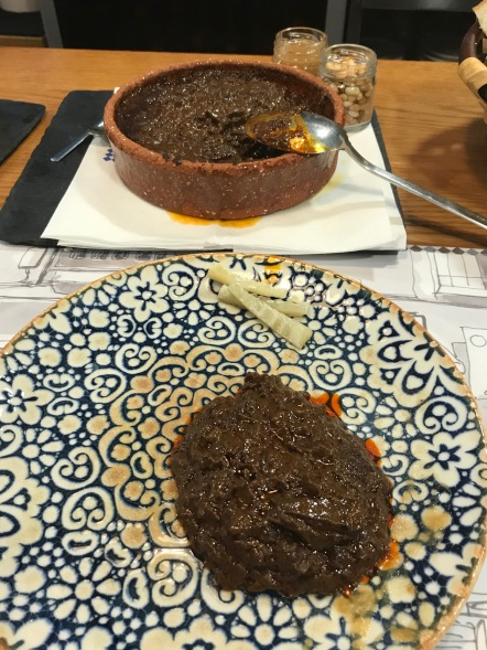 Morcilla stew, Leon, Castilla y Leon, Spain