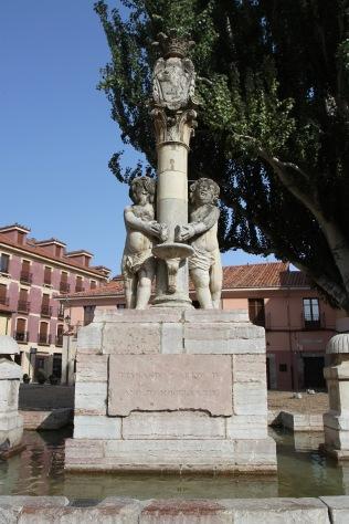 Plaza del Grano, Leon, Castilla y Leon, Spain