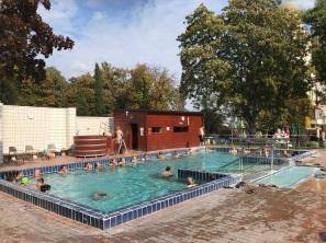 Gellert Thermal Baths, Budapest, Hungary