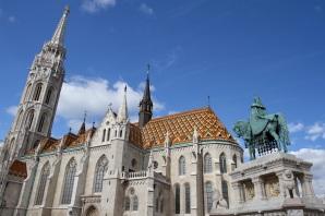 Matthias Church, Castle Hill, Budapest, Hungary