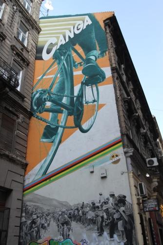 Canga by Neopaint, Street Art, Budapest, Hungary