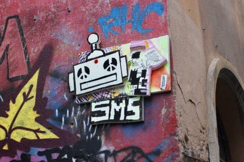 Street Art, Budapest, Hungary