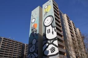 Street Art by The London Police, Berlin, Germany