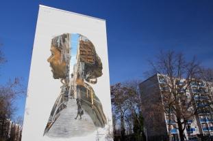 Little Giants by Cristian Blanxer, Street Art, Berlin, Germany