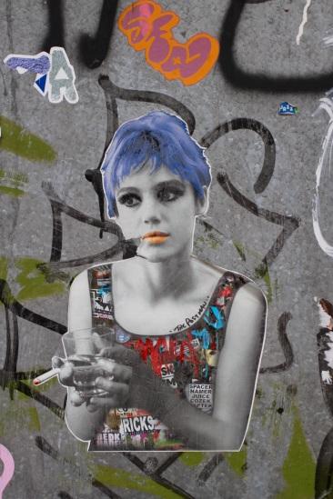 Street Art by The Postman, Berlin, Germany