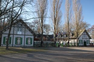 Wirtshaus, Pfaueninsel or Peacock Island, Berlin, Germany