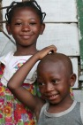 Children, Yaounde, Cameroon