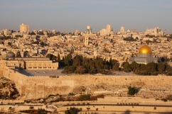 Jerusalem, Israel and the Occupied Palestinian Territories