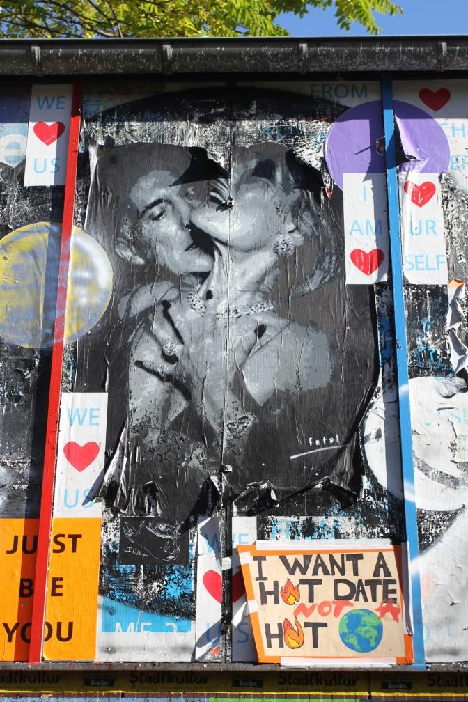 Climate Change Street Art, Berlin, Germany
