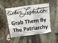 Grab Them By The Patriarchy, Berlin, Germany