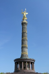 Victory Column, Tiergarten, Berlin, Germany
