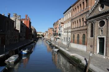 Cannaregio, Venice, Italy