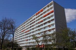 Schwedenhaus by Fritz Jaenecke and Sten Samuelson, Hansaviertel, Berlin