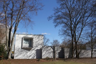 Bungalow by Johannes Krahn, Hansaviertel, Berlin, Germany
