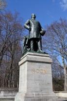 Roon Memorial, Tiergarten, Berlin, Germany