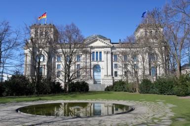 Holocaust Memorial, Tiergarten, Berlin, Germany