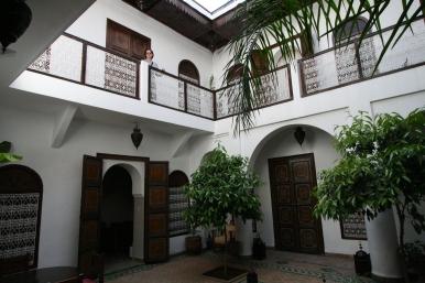 Riad, Marrakesh, Morocco