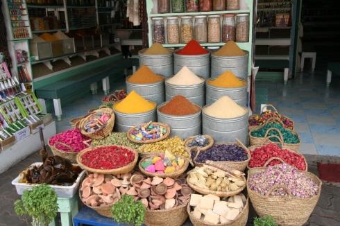 Medina, Marrakesh, Morocco