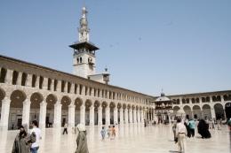 Omayad Mosque, Damascus, Syria