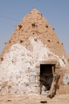 Beehive buildings in Eastern Syria