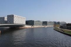 River Spree, Berlin, Germany
