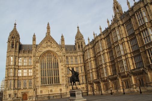 Houses of Parliament, Westminster, London, England, United Kingdom