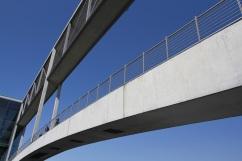 Bridge over the Spree, Berlin, Germany