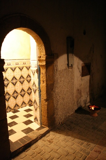 Hammam in the Medina, Essaouira, Morocco