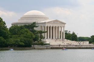 Thomas Jefferson Memorial, Washington DC, United States