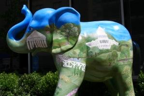 Republican Party donkey, Washington DC, United States