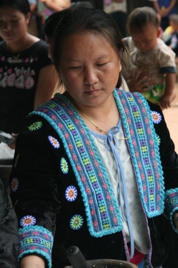 Hmong village, Chiang Mai, Thailand