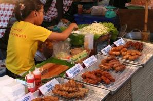 Night market, Chiang Mai, Thailand