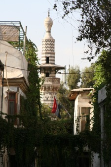 Old Town, Damascus, Syria