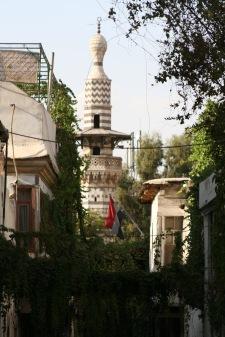 Old Town, Damascus, Syria