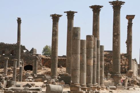 Roman city, Busra, Syria