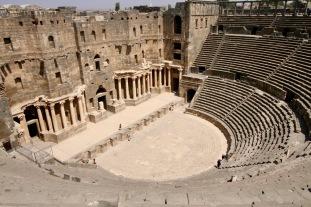 Roman Theatre, Busra, Syria